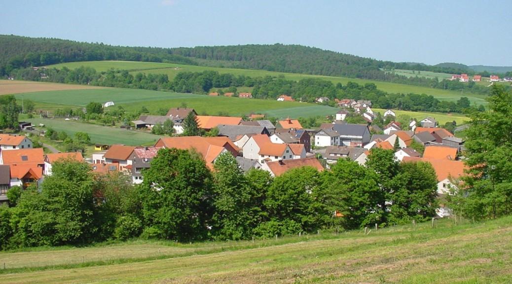 Ortsteil-Gershausen-Senkrecht