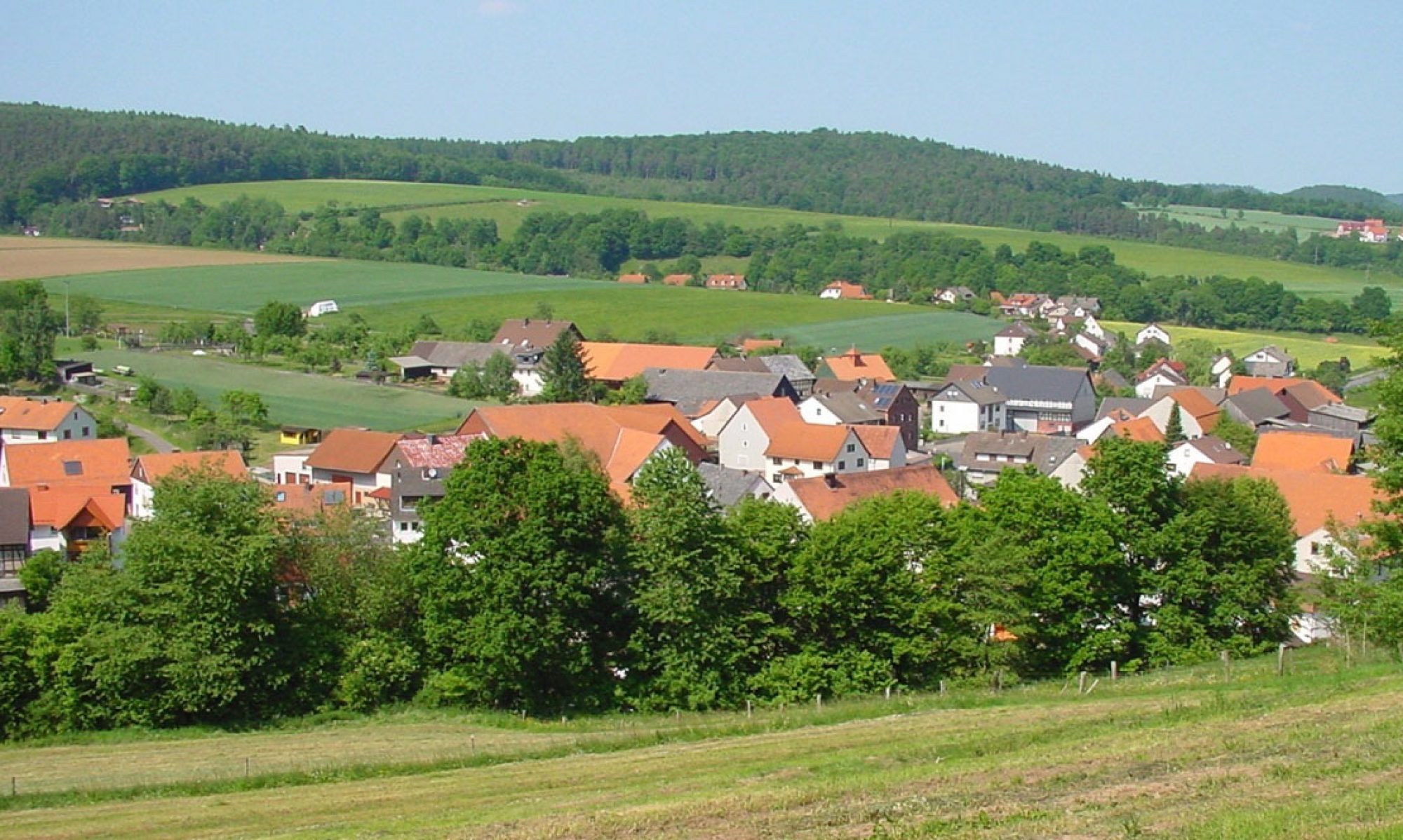 Gershausen - Hessen
